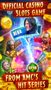 The Walking Dead Free Casino Slots MOD (Free Chests) 2