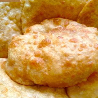 POORI - INDIAN CRISP (Bread varieties)