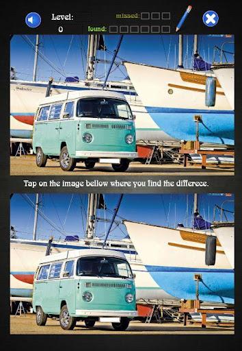 尋找差異公交車