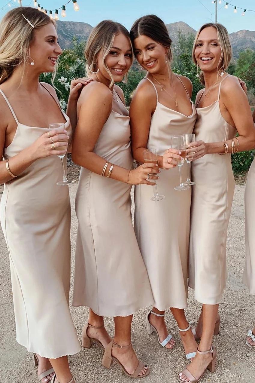 satin-bridesmaid-dress