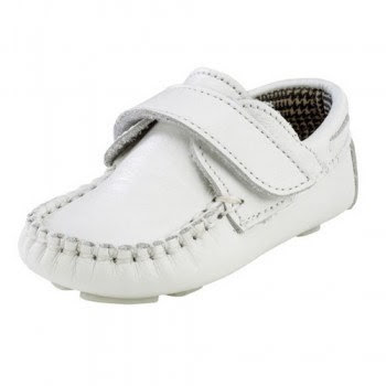 baptismal shoe