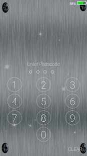 Metal Live Wallpapers ( Lock Screen ) - náhled