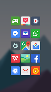 Apollo Icon Pack Screenshot