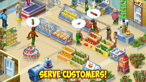 Supermarket Mania Journey apkpoly screenshots 8