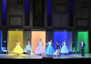 Photo: LA CENERENTOLA an der Wiener Staatsoper. Premiere 26.1.2013. Inszenierung: Sven Eric Bechtolf. Tara Erraught, Ildebrando D'Arcangelo. Foto: Barbara Zeininger