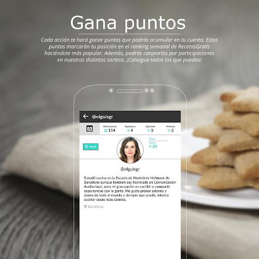 Recetas de cocina gratis u2013 Tu comunidad de cocina  screenshots 7