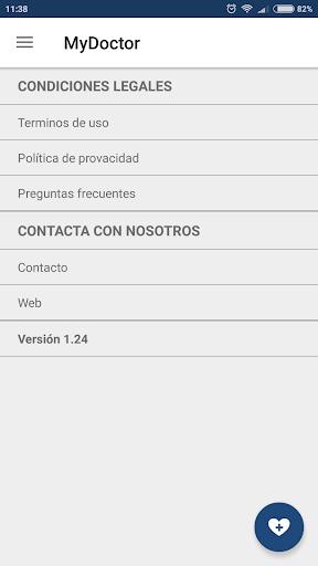 My Doctor App screenshot 5