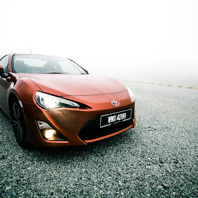 Toyota 86 by Michael Tan - Transportation Automobiles ( coupe, 86, toyota )