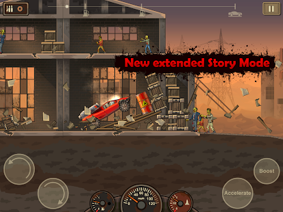 Earn to Die 2 Screenshot