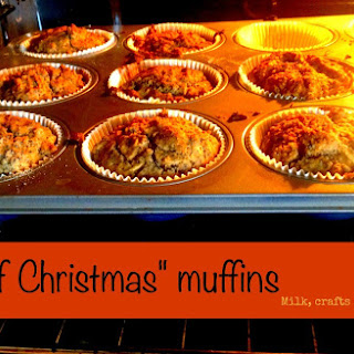 Poppy Seeds Muffins