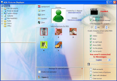 MSN Pictures Displayer 5.0.2.0