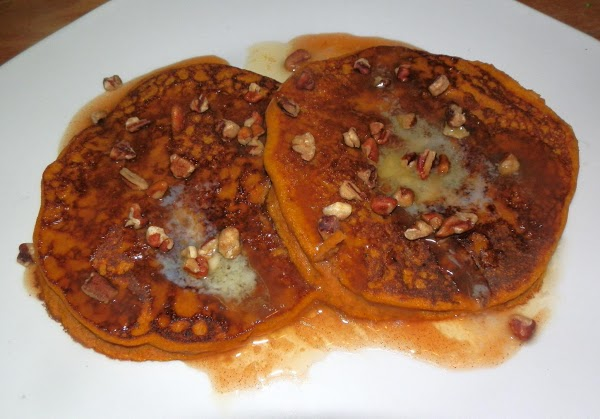 And toasted pecans too...delicious!