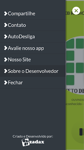 Web Rádio IFNEWS screenshot 2