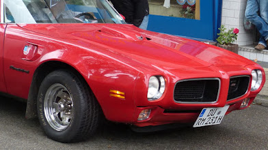 Photo: Pontiac Firebird