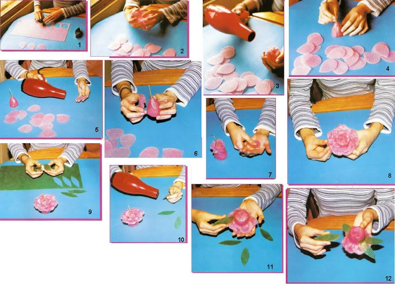 Velas flotantes de panel de abeja como hacer velas flotantes - Como hacer velas flotantes ...