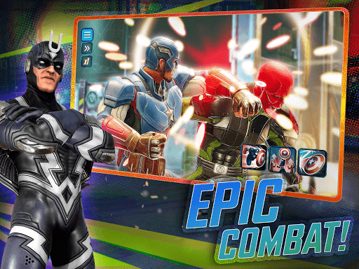 MARVEL Strike Force - Squad RPG 4.3.0 Screenshots 10