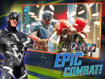 MARVEL Strike Force Mod Apk – Squad RPG 10