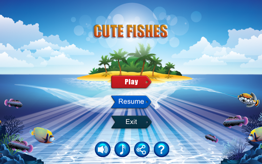 Onet Cute Fishes
