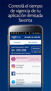 Tigo Shop- screenshot thumbnail