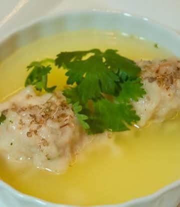 Autumn Essentials: Herb & Cheddar Dumplings