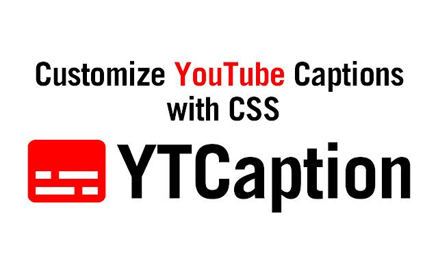 YTCaption for YouTube