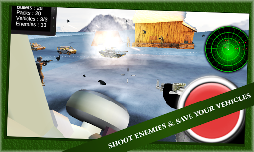 Helicopter War 3D