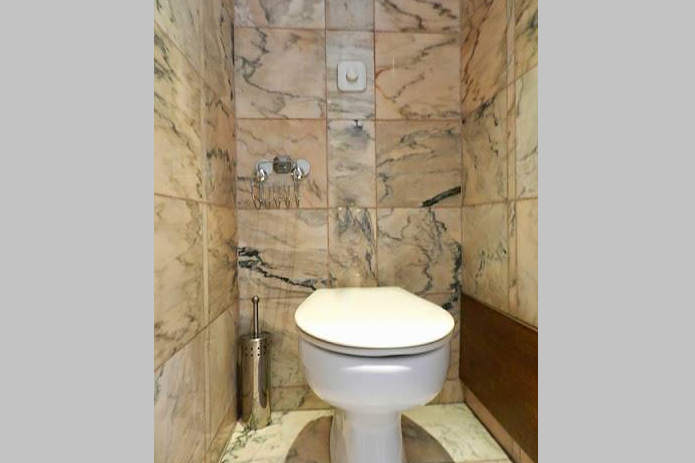 Toilet at 5 bedroom Penthouse with Eiffel Views