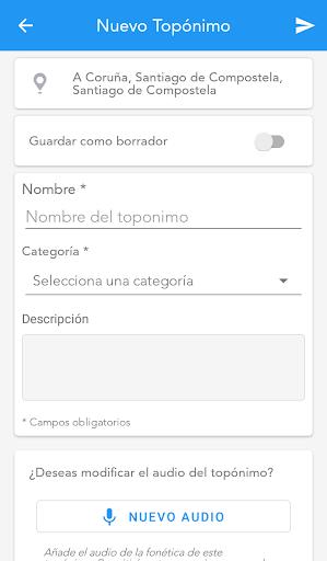Galicia Nomeada screenshot 6