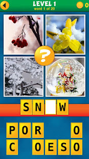 Game 4 Pics 1 Word Puzzle Plus APK for Windows Phone