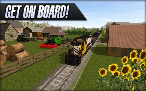 Train Driver 15  screenshots 1