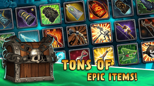 Skull Tower Defense: Epic Strategy Offline Games 1.1.3 screenshots 4