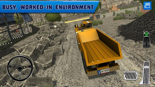 Quarry Driver 3: Giant Trucks App Download For Android and iPhone 8