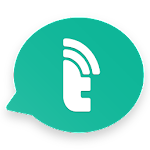Talkray - Free Calls & Texts Icon