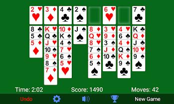FreeCell Solitaire - screenshot thumbnail 09