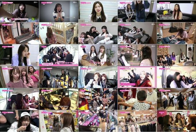 (TV-Variety)(720p) Mnet IZONE CHU ep01 181025