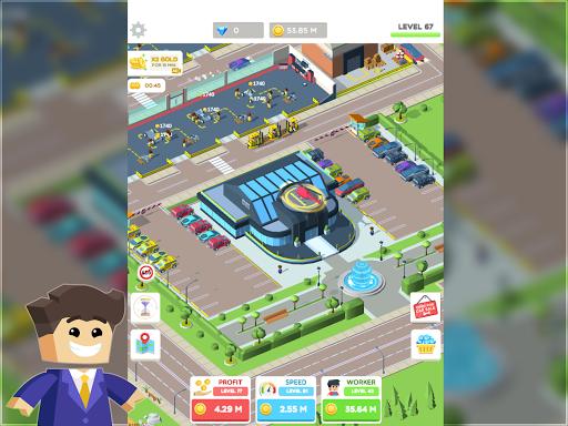 Idle Mechanics Manager u2013 Car Factory Tycoon Game filehippodl screenshot 12