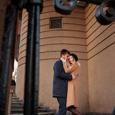 Wedding photographer Alina Dorofeeva (dorofeevaphoto). Photo of 19.04.2018