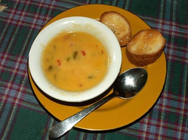 Beer-e-cheese Soup Two