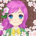 Anime School Dress Up icon