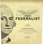 The Federalist Lodi Zinfandel