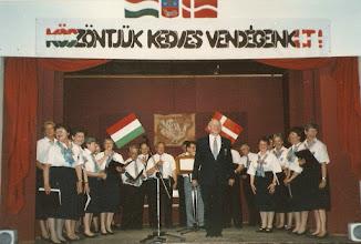 Photo: Ungarn 20. - 27. maj 1995