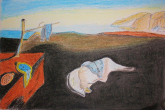 Photo: Dalí.   Alumnado 5º. JuliaB