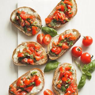 Caprese Appetizer On Bread Recipes