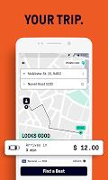 screenshot of Beat - Ride app