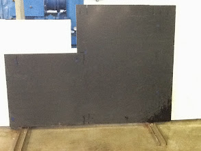 Photo: Absolute Black Honed 74x48