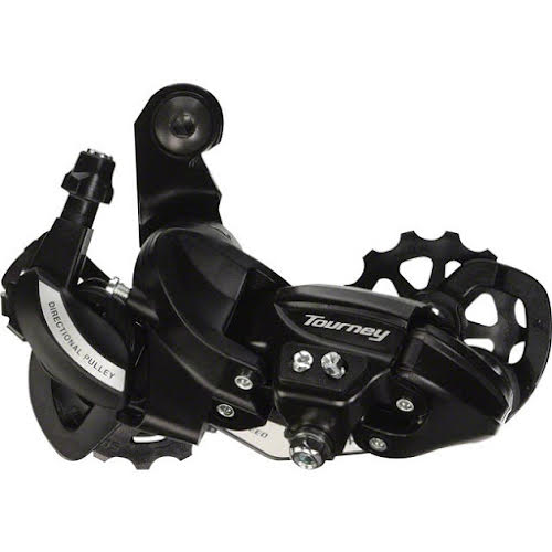 Shimano Tourney TY500 6/7-Speed Long Cage Rear Derailleur Direct-Attach