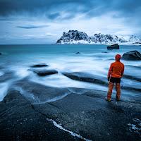Il freddo della solitudine di