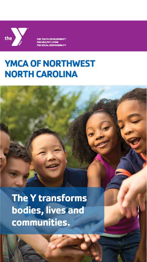 YMCA of Northwest North Carolina- screenshot
