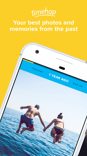 (APK) تحميل لالروبوت / PC Timehop تطبيقات screenshot