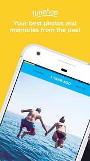 Timehop Apps (apk) kostenlos herunterladen für Android/PC/Windows screenshot